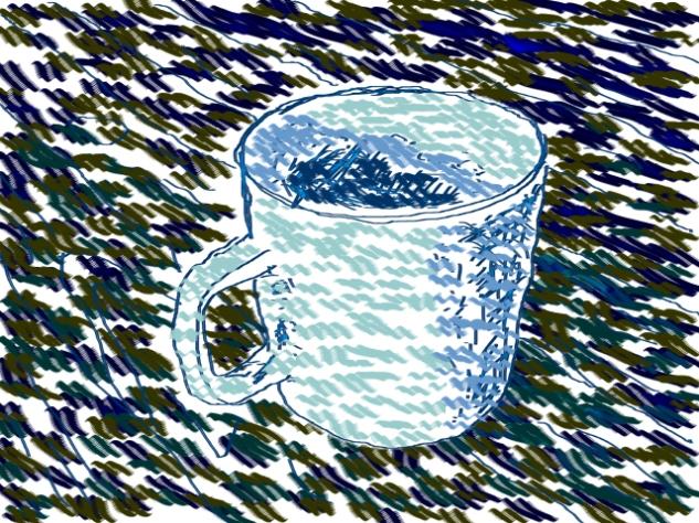 Van Gogh's cup